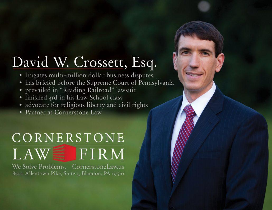 Attorney Crossett, Partner