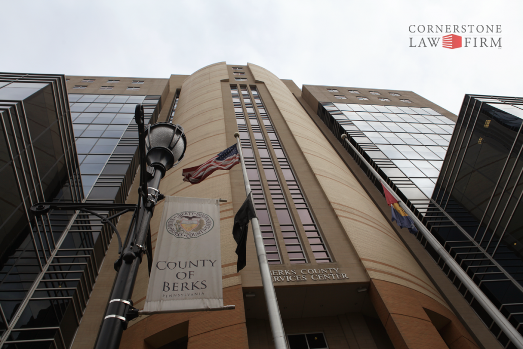 Berks County Magisterial District Court